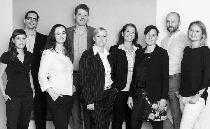 Das Team von MAYR Arbeitsrecht