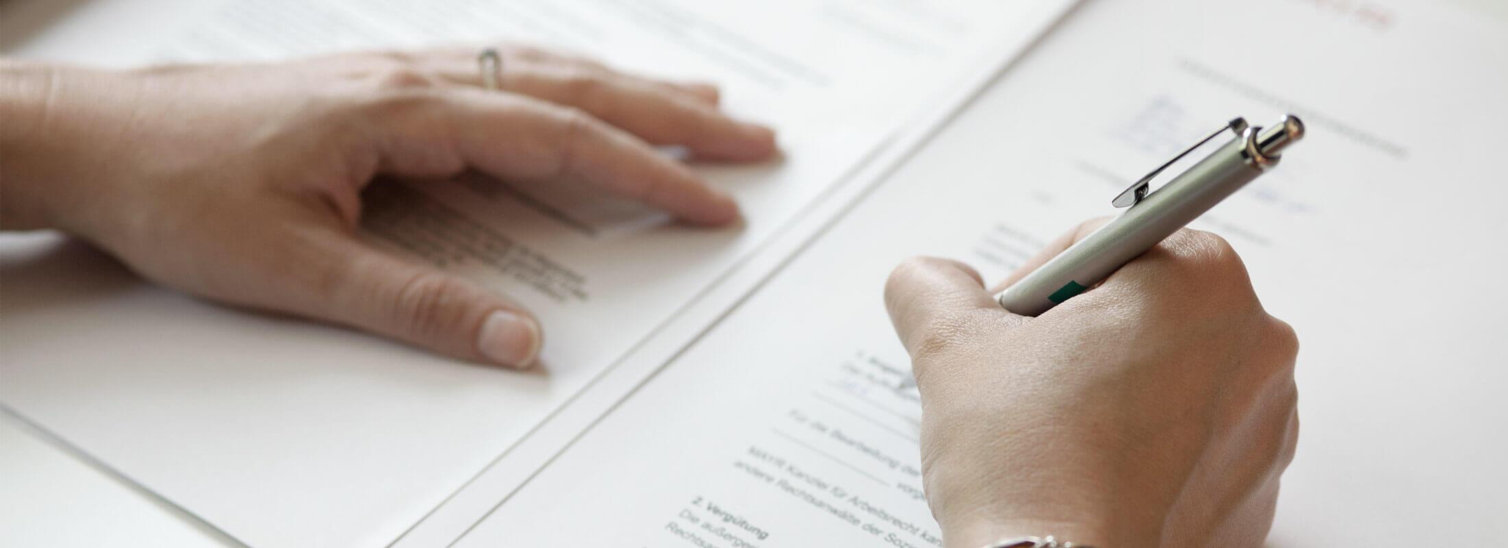 Aufhebungsvertrag Und Abfindung Mayr Arbeitsrecht